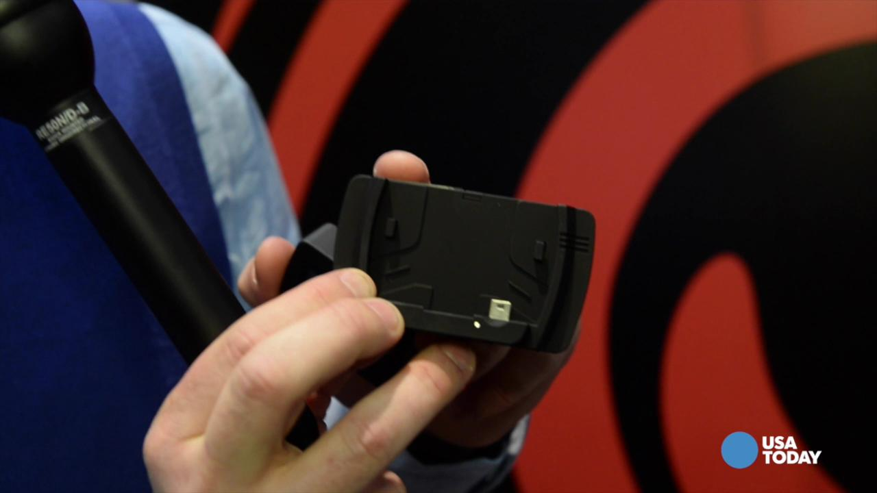 Wearable camera can stream to web