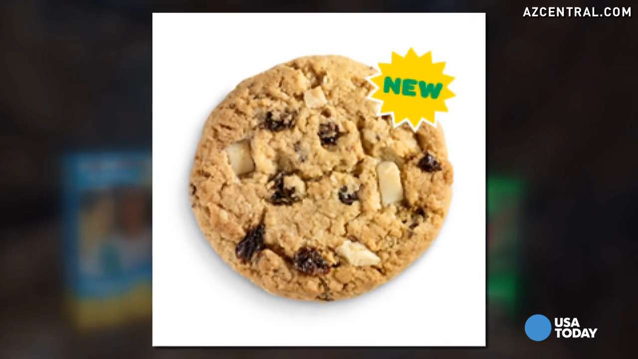 girl scouts introduce new irresistible cookie flavors
