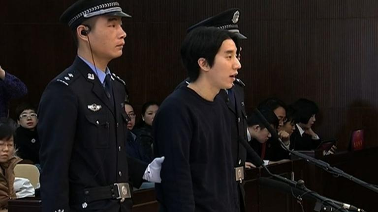 Jackie Chan's son gets 6 months for China drugs offense