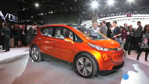 New Chevy Electric Cars