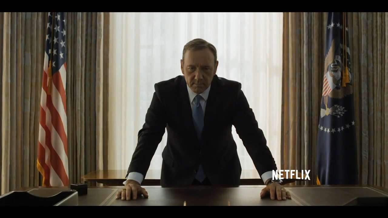 Trailer: 'House of Cards': Season 3