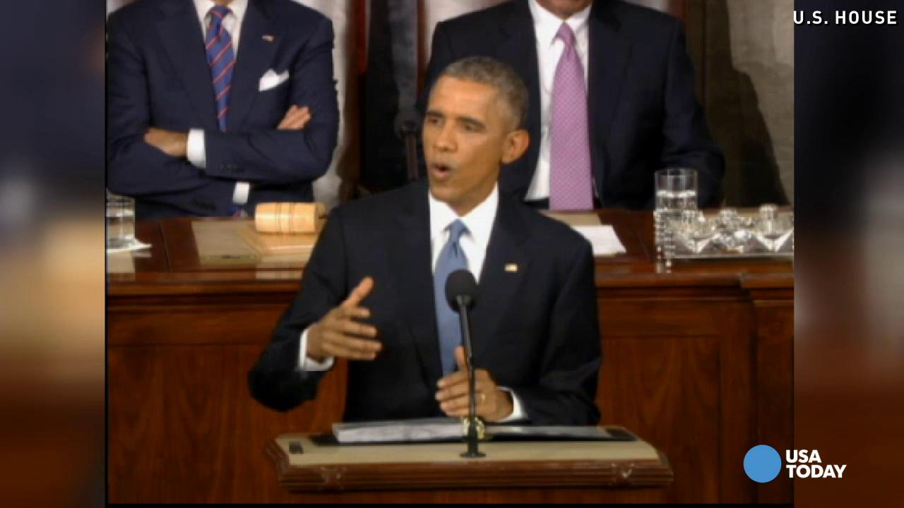 Obama to Congress: 'Authorize force against ISIL'