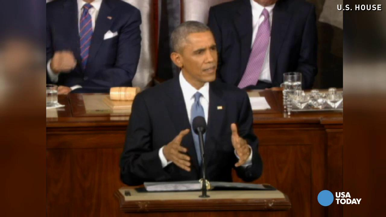 Obama says 'the cynics are wrong' in SOTU speech