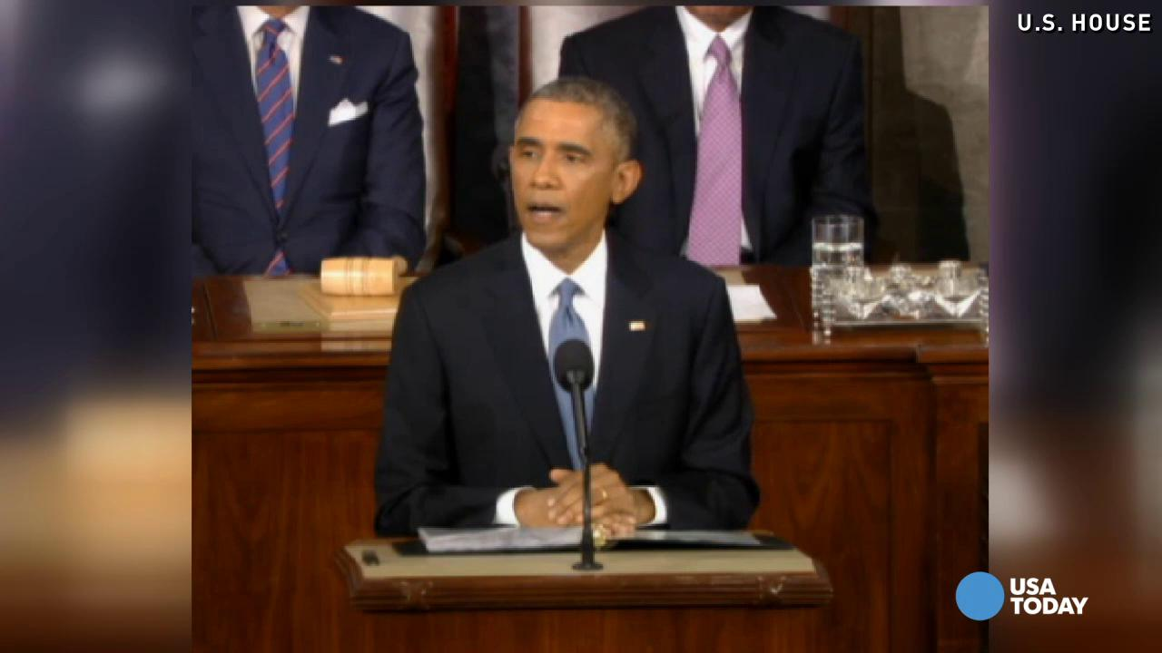 Watch Obama's biggest zinger of the State of the Union