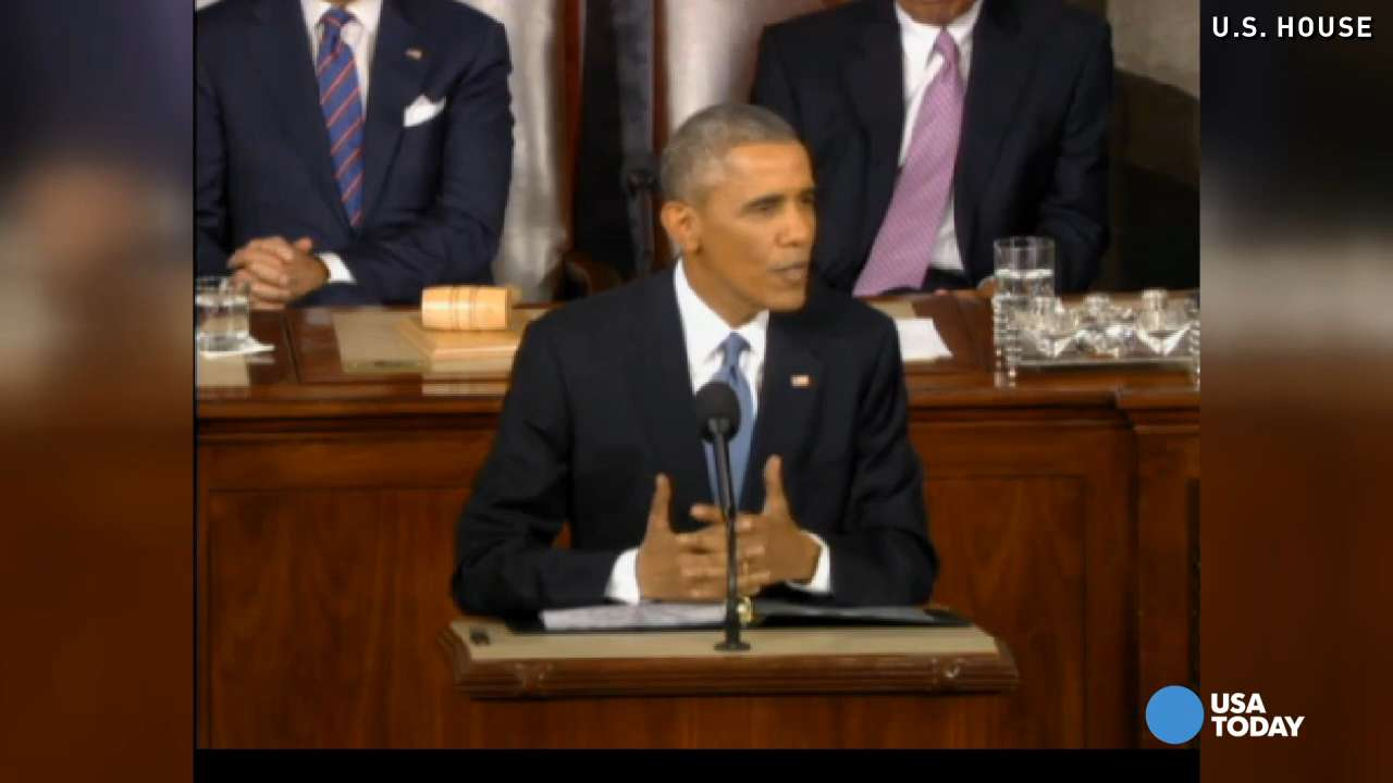 Obama confronts Ferguson, race issues in SOTU
