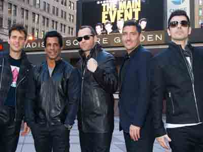 Image result for new kids on the block 2019
