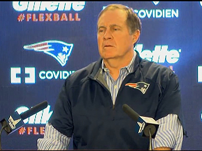 Belichick: 'We followed the rules of the game'