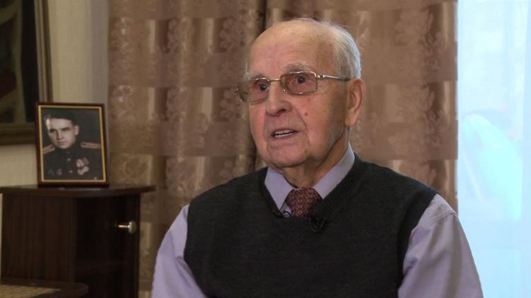 Seventy years on, a 'Soviet' liberator of Auschwitz remembers