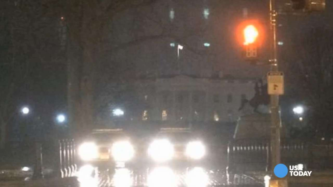 Device found at White House holds no 'ongoing threat'