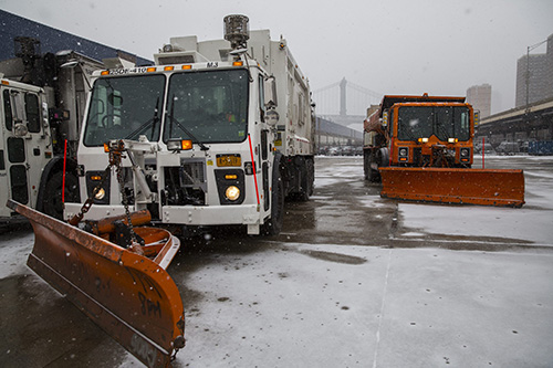 #Blizzardof2015 could spell disaster for East Coast