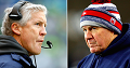 Super Bowl coaching breakdown: Carroll vs. Belichick
