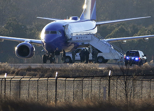 Tweeted bomb threats disturbing trend for airline officials