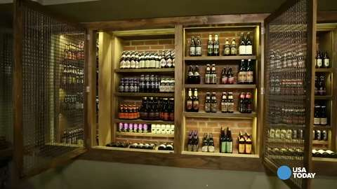 Cool beer cellars across the country