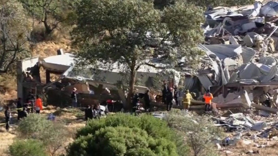 Three children among seven killed in Mexico gas explosion