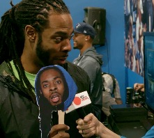 Who said it: Richard Sherman or someone else?