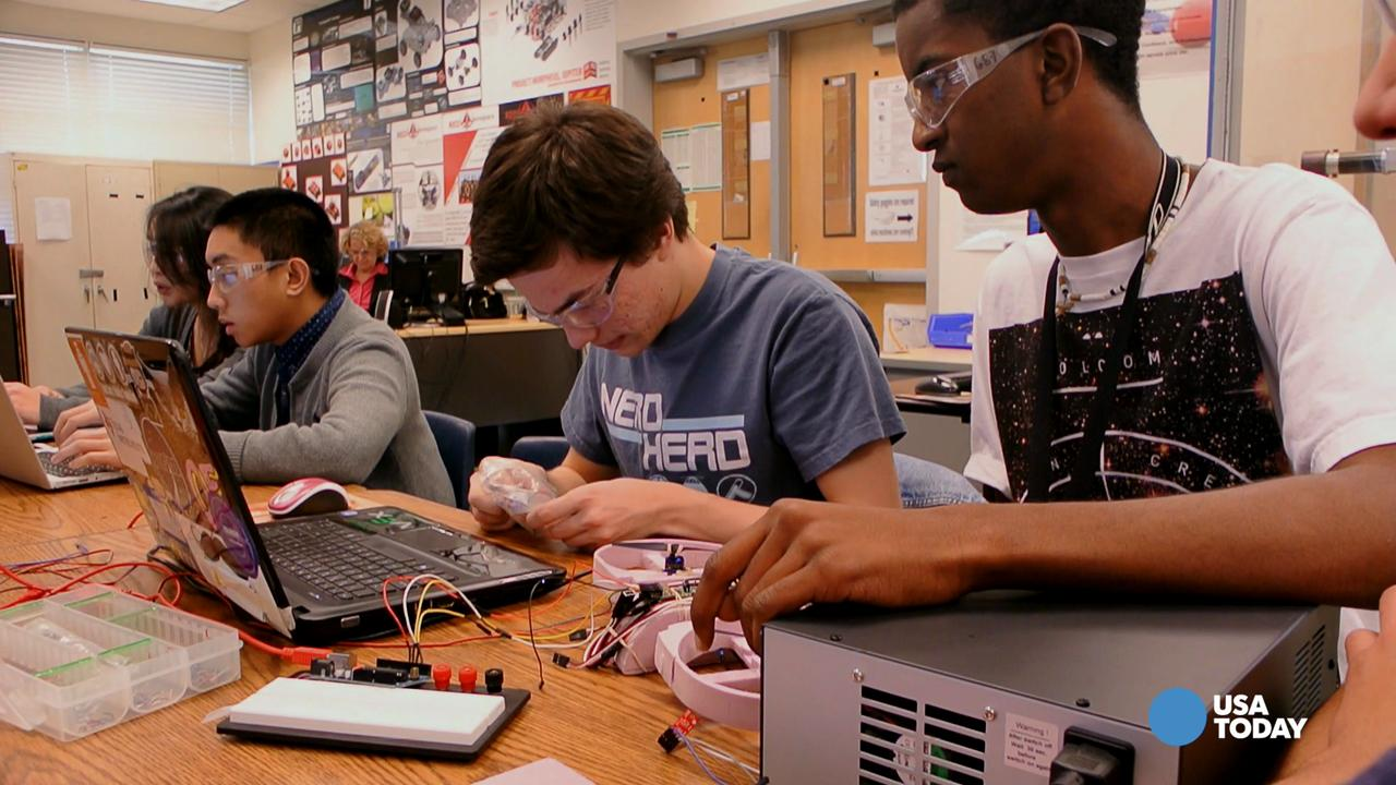 realistic experience key to engineering class project