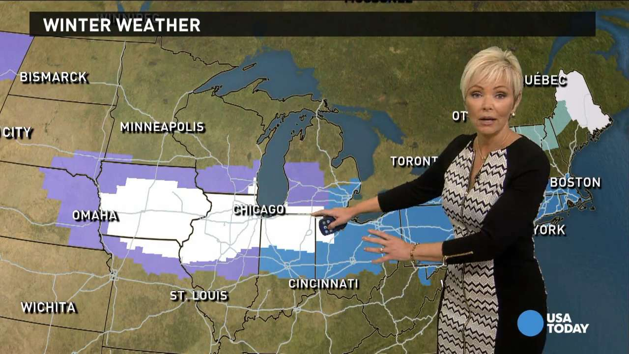 Latest winter storm could impact 100 million people