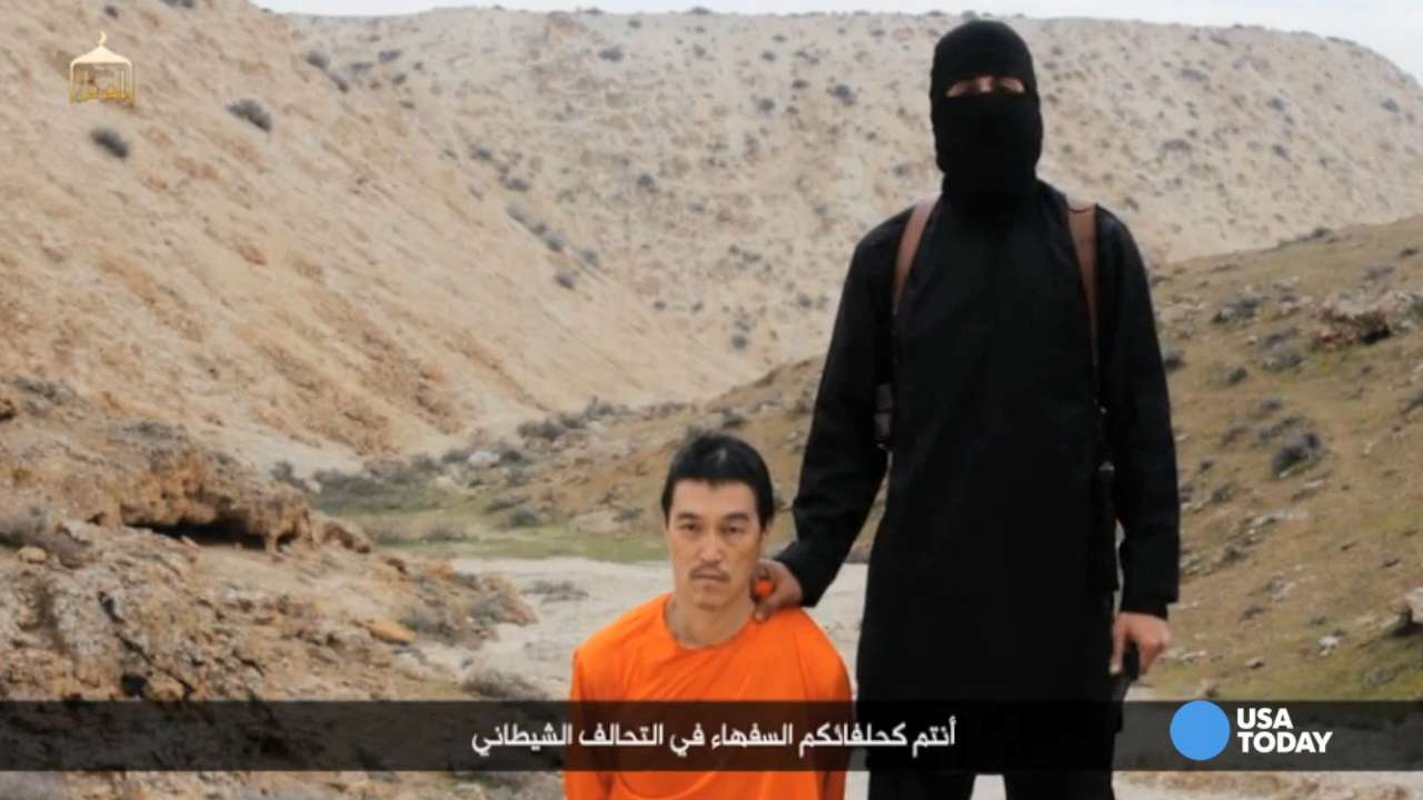 ISIL: Second Japanese hostage beheaded