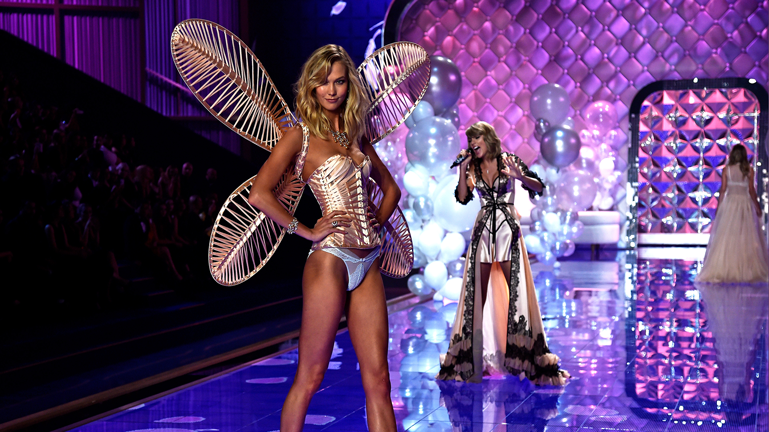 Who should be a Victoria's Secret model for a day?