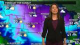 Sunday's forecast: Big storm in central U.S.