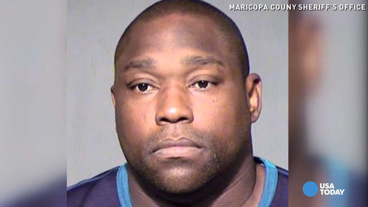 Warren Sapp arrested for soliciting prostitute, fired by NFL