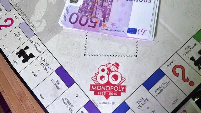 monopoly real money france
