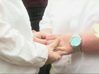 Gay-marriage supporters look forward to Thursday in Ala.
