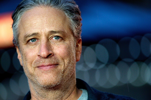 The sky's the limit for free agent-to-be Jon Stewart.