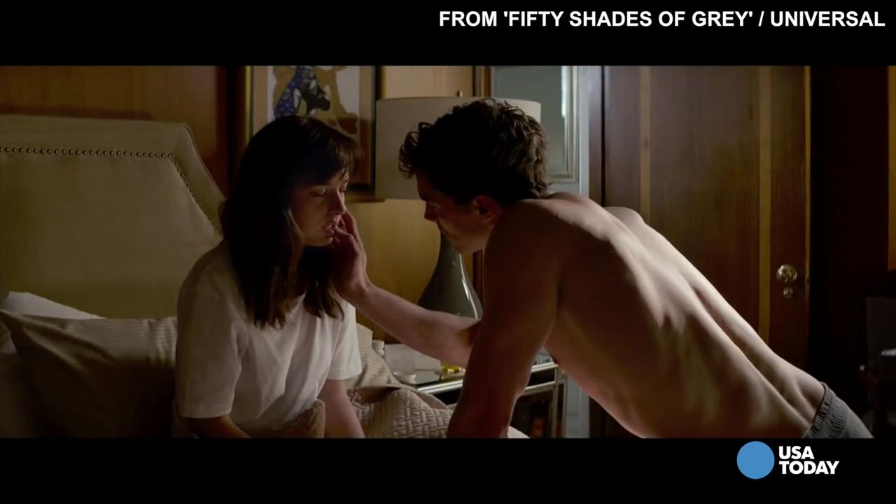'Fifty Shades' fan advice: Don't see it with family