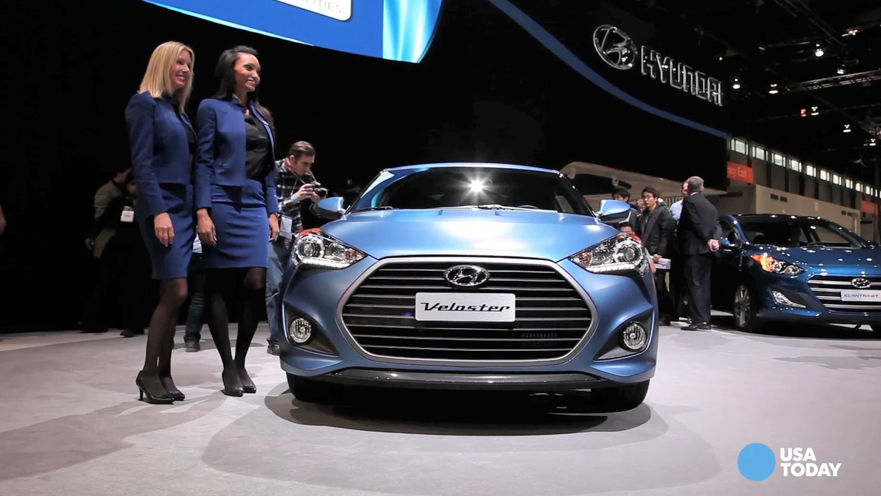 Hyundai shows first special edition of Veloster Turbo