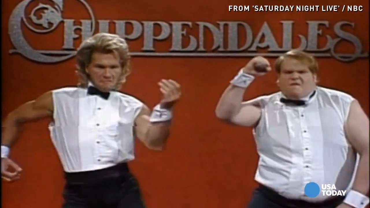 Best sketches of SNL's 40 years in under 4 minutes