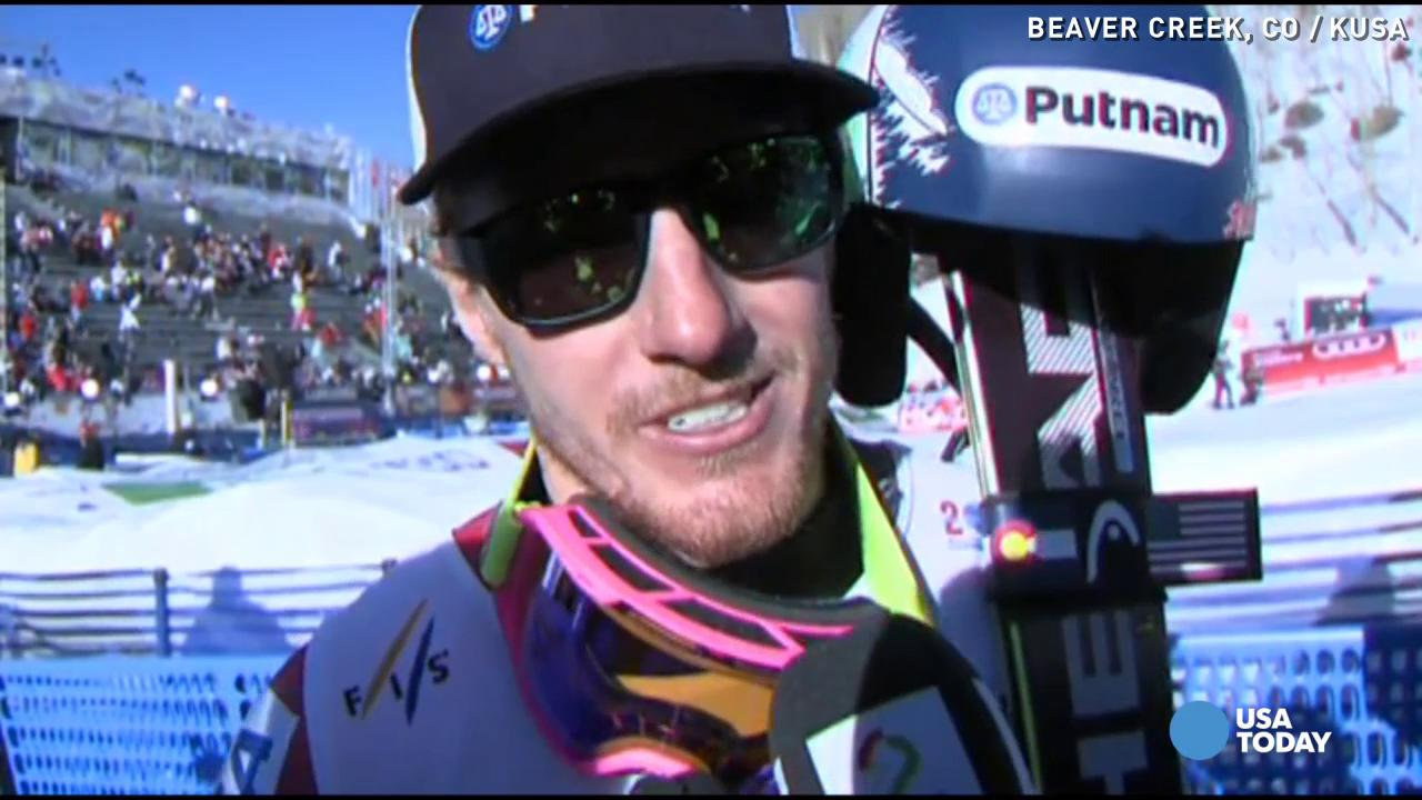 Ted Ligety wins giant slalom at world championships