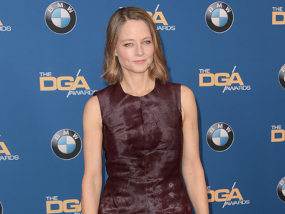 Jodie Foster talks women in film