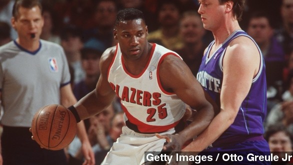 Jerome Kersey, a Portland Trail Blazers legend who was beloved in the city, died Wednesday. He was 52.