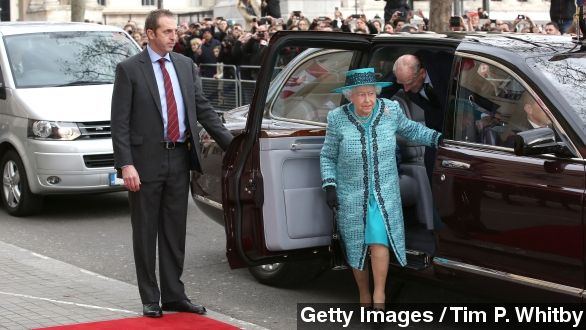 The Royal family is hiring a chauffeur, and anyone can apply