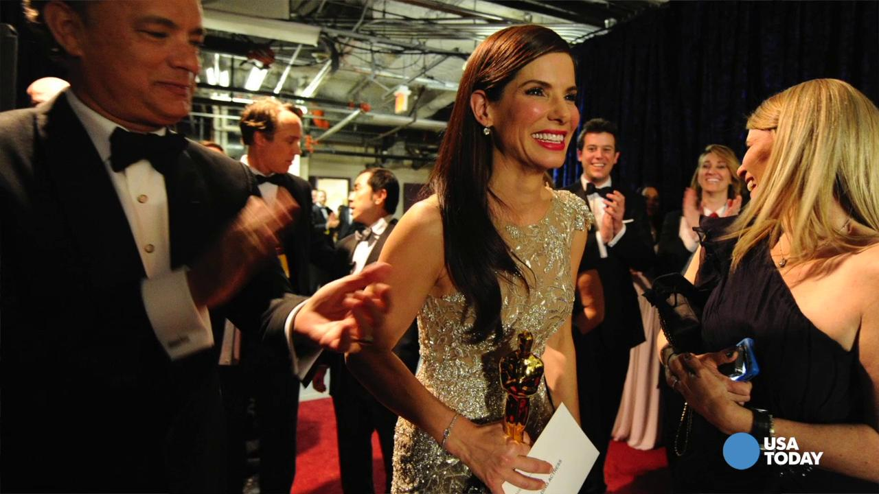 What it's like to photograph backstage at the Oscars