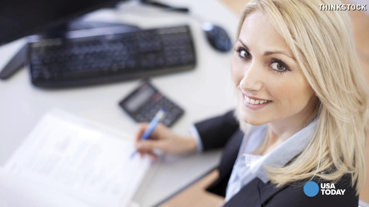 Worst paying jobs for women
