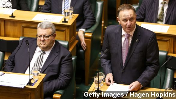 New Zealand joins fight against ISIL, sends troops to Iraq