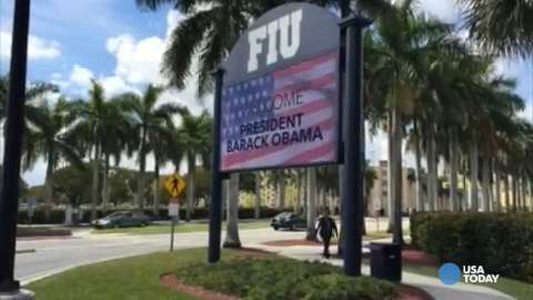 Obama's Miami visit on immigration sparks mixed reactions