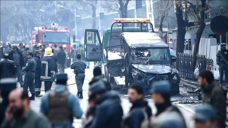 Kabul suicide attack on Turkish diplomatic vehicle kills two