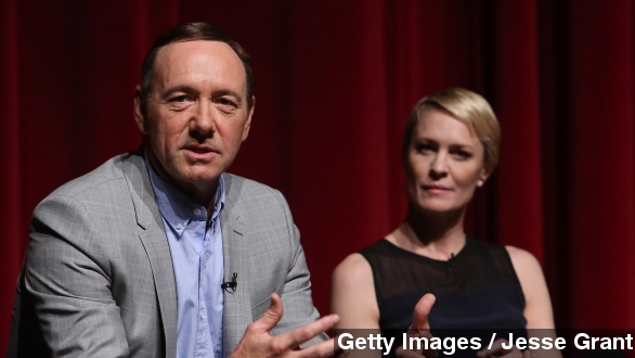 What to expect from the third season of 'House of Cards'