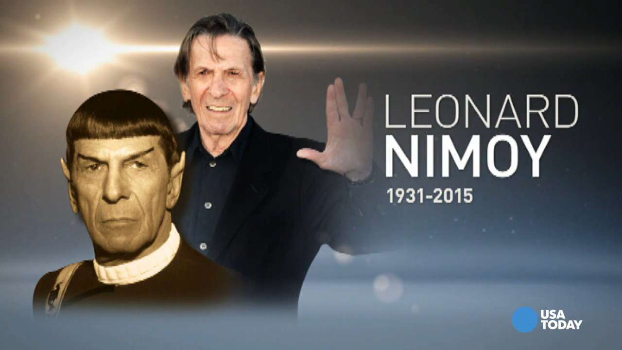 'Star Trek' icon Leonard Nimoy dies at age 83