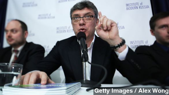 Boris Nemtsov, prominent Russian politician, shot And killed