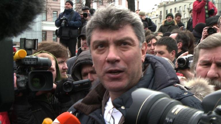 Was Boris Nemtsov's murder staged to 'destabilize' Russia?