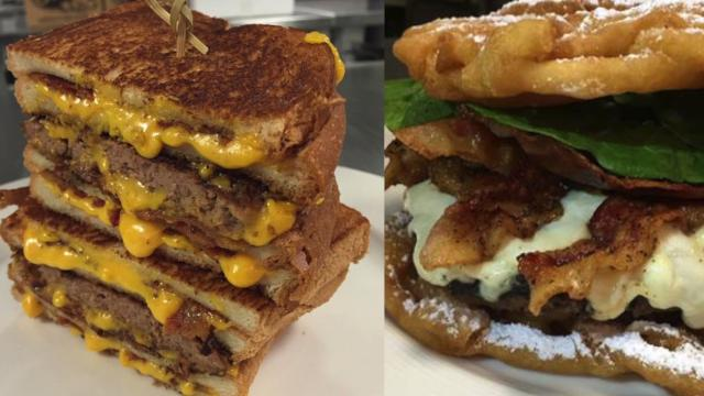 The 'Grilled Cheese' Burger Club Ratings & Round-Up Recipes ...