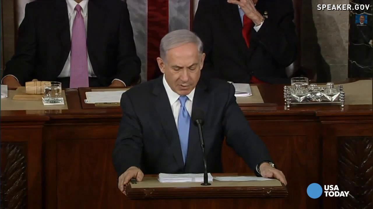 Netanyahu to Congress: U.S. visit not about politics