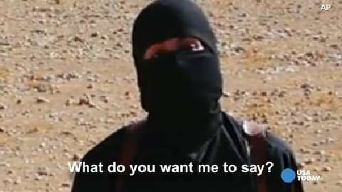'Jihadi John' opposed extremism in 2009 recording
