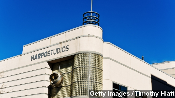 """Harpo Studios in Chicago filmed """"The Oprah Winfrey Show"""" for years, but now production is moving to West Hollywood. Video provided by Newsy"""