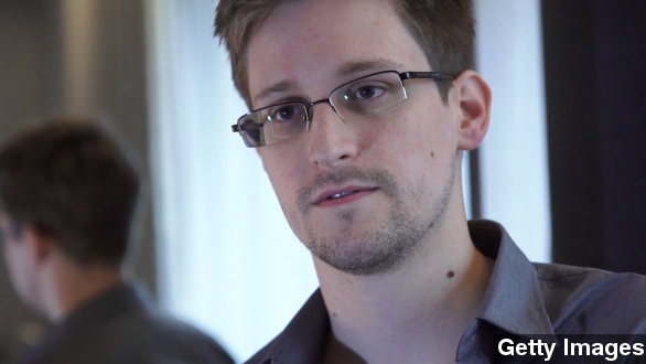 Snowden wants to face U.S. trial - but he has conditions