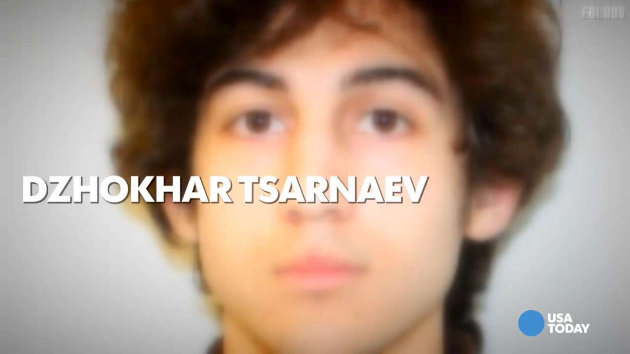 Dzhokhar Tsarnaev, 21, is charged in the April 15, 2013, attack that left three people dead and more than 260 injured. He faces 30 counts, including 17 that could carry the death penalty.